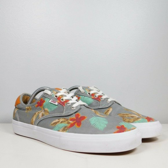 Vans – Low Top – Men's 10.5 US – TB4R Multicolor